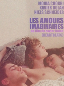 Amores Imaginários - Poster / Capa / Cartaz - Oficial 9
