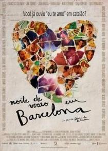 Noite de Verão em Barcelona - Poster / Capa / Cartaz - Oficial 3