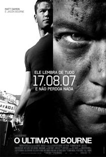 O Ultimato Bourne - Poster / Capa / Cartaz - Oficial 4