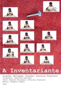 A Inventariante - Poster / Capa / Cartaz - Oficial 1