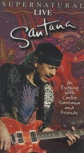 Viva Santana! - Poster / Capa / Cartaz - Oficial 1