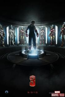 Homem de Ferro 3 - Poster / Capa / Cartaz - Oficial 5