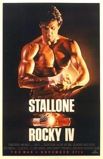 Rocky IV - Poster / Capa / Cartaz - Oficial 4