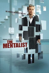 O Mentalista (7ª Temporada) - Poster / Capa / Cartaz - Oficial 1