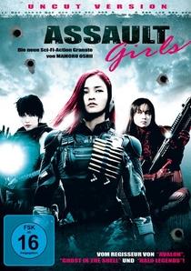 Assault Girls - Poster / Capa / Cartaz - Oficial 3