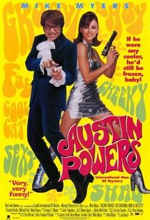 Austin Powers - 000 Um Agente Nada Discreto - Poster / Capa / Cartaz - Oficial 7