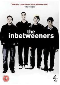 The Inbetweeners  (1ª Temporada) - Poster / Capa / Cartaz - Oficial 1