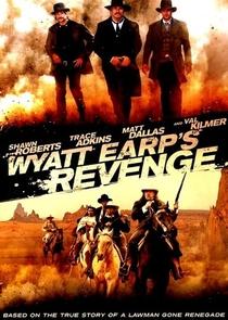 A Vingança de Wyatt Earp  - Poster / Capa / Cartaz - Oficial 1