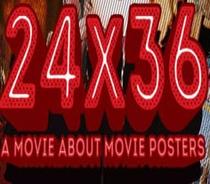 24X36 - Um Filme Sobre os Pôsteres de Cinema - Poster / Capa / Cartaz - Oficial 2