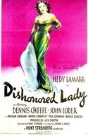 Mulher Caluniada (Dishonored Lady)