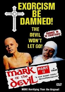 Mark of the Devil II - Poster / Capa / Cartaz - Oficial 2