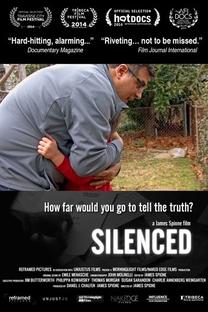 Silenced - Poster / Capa / Cartaz - Oficial 2