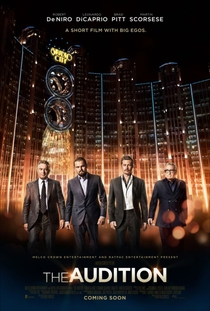 The Audition - Poster / Capa / Cartaz - Oficial 1