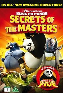 Kung Fu Panda: Os Segredos dos Mestres - Poster / Capa / Cartaz - Oficial 2