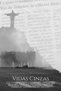 Vidas Cinzas - Poster / Capa / Cartaz - Oficial 1