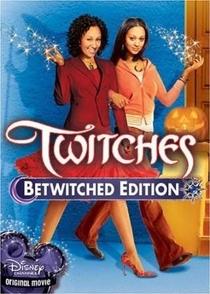 Twitches - As Bruxinhas Gêmeas - Poster / Capa / Cartaz - Oficial 2
