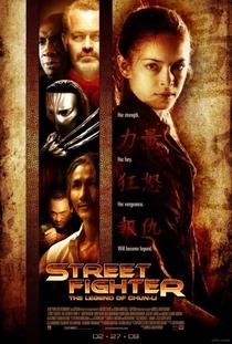 Street Fighter: A Lenda de Chun-Li - Poster / Capa / Cartaz - Oficial 5