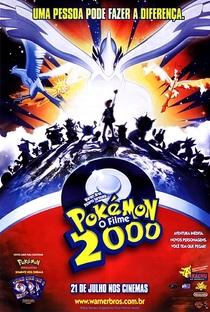 Pokémon 2: O Filme 2000 - Poster / Capa / Cartaz - Oficial 4