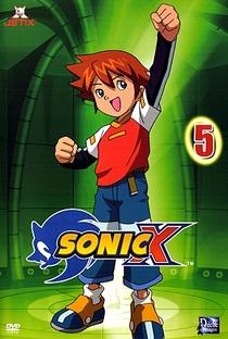 Sonic X (1ª Temporada) - Poster / Capa / Cartaz - Oficial 20