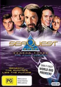 SeaQuest: Missão Submarina (3ª Temporada) - Poster / Capa / Cartaz - Oficial 1