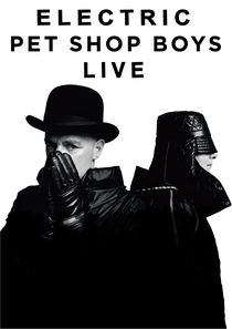 Pet Shop Boys - Electric Tour - Poster / Capa / Cartaz - Oficial 1