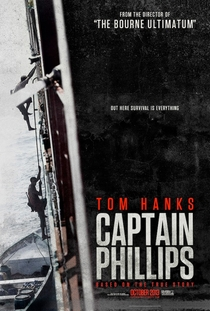 Capitão Phillips - Poster / Capa / Cartaz - Oficial 1