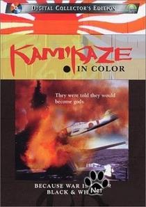 Kamikaze in Color - Poster / Capa / Cartaz - Oficial 1
