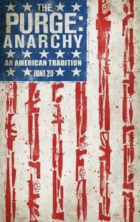 Uma Noite de Crime: Anarquia - Poster / Capa / Cartaz - Oficial 2