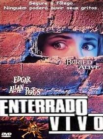 Enterrado Vivo - Poster / Capa / Cartaz - Oficial 1