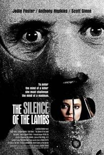 O Silêncio dos Inocentes - Poster / Capa / Cartaz - Oficial 14