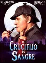 Sherlock Holmes: O Mistério do Forte Vermelho - Poster / Capa / Cartaz - Oficial 2