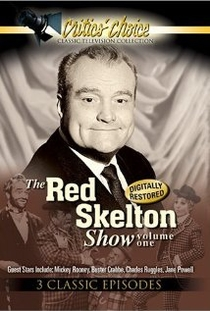 The Red Skelton Show - Poster / Capa / Cartaz - Oficial 1