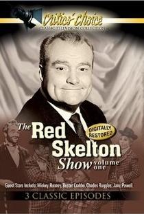 The Red Skelton Show    - Poster / Capa / Cartaz - Oficial 1