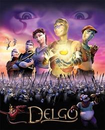 Delgo - Poster / Capa / Cartaz - Oficial 4