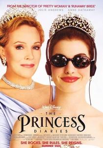 O Diário da Princesa - Poster / Capa / Cartaz - Oficial 7
