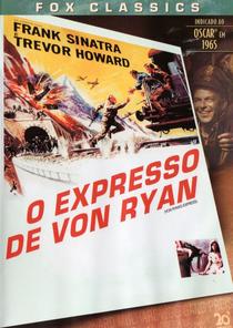 O Expresso de Von Ryan - Poster / Capa / Cartaz - Oficial 7