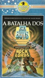 A Batalha dos Gobots - Poster / Capa / Cartaz - Oficial 1