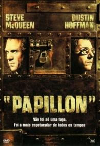 Papillon - Poster / Capa / Cartaz - Oficial 8