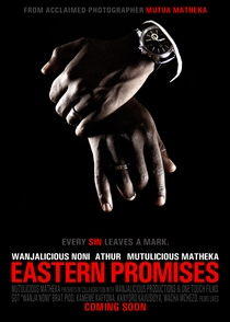 Senhores do Crime - Poster / Capa / Cartaz - Oficial 5