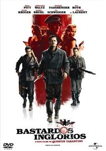 Bastardos Inglórios - Poster / Capa / Cartaz - Oficial 1