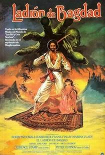 O Ladrão de Bagdá - Poster / Capa / Cartaz - Oficial 3