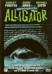Alligator - O Jacaré Gigante - Poster / Capa / Cartaz - Oficial 3