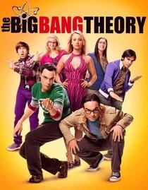 Big Bang: A Teoria (7ª Temporada) - Poster / Capa / Cartaz - Oficial 4