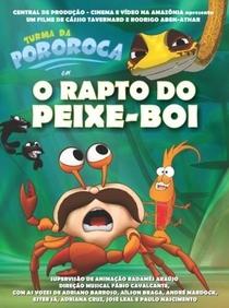 O Rapto do Peixe-boi - Poster / Capa / Cartaz - Oficial 1