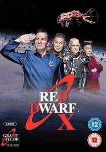 Red Dwarf (10ª Temporada) - Poster / Capa / Cartaz - Oficial 1