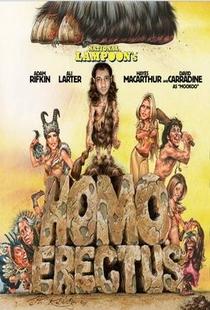 Homo Erectus - Poster / Capa / Cartaz - Oficial 1
