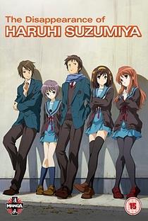Suzumiya Haruhi no Shoushitsu - Poster / Capa / Cartaz - Oficial 6