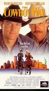 Jeito de Cowboy - Poster / Capa / Cartaz - Oficial 1