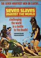 Sete contra Roma (Gli schiavi più forti del mondo)