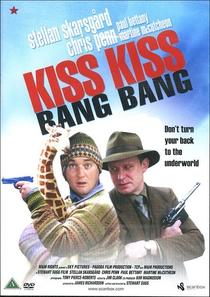 Um Beijo... Um Tiro - Poster / Capa / Cartaz - Oficial 1